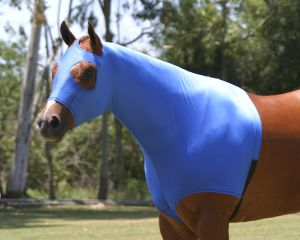 Half-Length Lycra Horse Summer Sheet pictures & photos