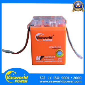 The Cheapest Price Motorcycle Battery 6V 4ah From Chinese Manufacturer pictures & photos