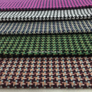 Winnower Styles Check Wool Fabric pictures & photos