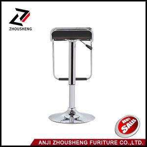 2016 Hot Sale Balck PVC Bar Stool Bar Chair From Anji Zhejiang pictures & photos