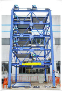 Gaoli Car Auto Parking Equipment Multi-Floor Puzzle Parking Series pictures & photos