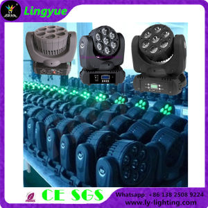 Beam LED Wash 7X10W Moving Head Light pictures & photos