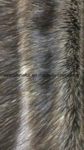 New Imitation Animal Fur Fake Fur Fabric for Garment/Shoes/Hat/Shoe/Toy pictures & photos