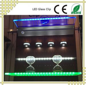 LED Plastic Glass Clip Lighting pictures & photos