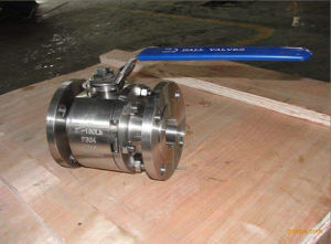 2PC Forged Floating Ball Valve pictures & photos