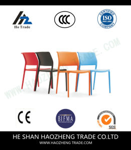 Hzpc022 Contracted Costly Full Plastic Chair