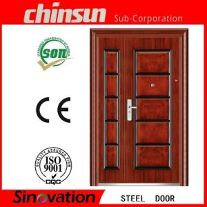 Double Door with Ce Main Door Deigns Double Door (SV-S101) pictures & photos