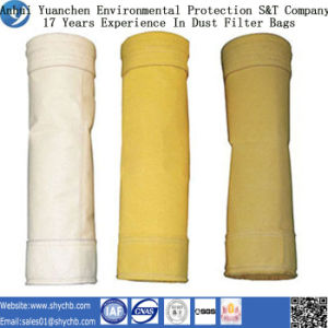 Hot Sale Calendering and Singed Air Filter Bag Fms Dust Filter Bag pictures & photos