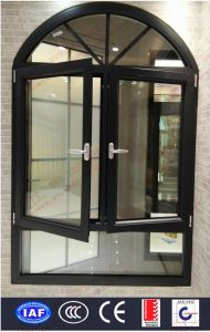 Superior Quality Alumninum Arch Casement Window (BHA-CWA02) pictures & photos