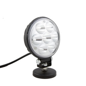 4.3inch Waterproof Professional LED Work Light with 4D Lens pictures & photos