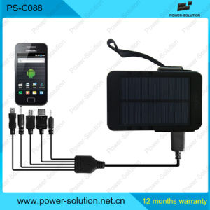 High End Solar Panel Integrated Solar Portable Power Bank pictures & photos