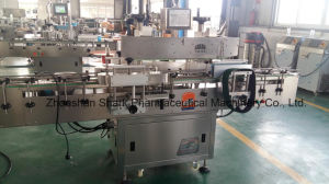 Automatic High-Speed Pharmaceutical Bottle Labeler