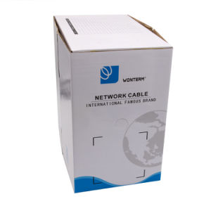 LAN Cable Networking in The Fulck Pass Bc Cat5e UTP Grey 305m PVC pictures & photos
