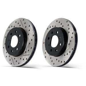 Passenger Vehicles Black Painted Brake Rotors Solid pictures & photos
