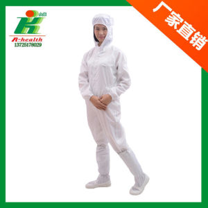 Antistatic Apparel Garment, Cleanroom ESD Work Clothes pictures & photos