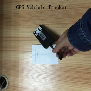 Vehicle GPS Tracker for Refrigerator Lorry Temperature Monitoring