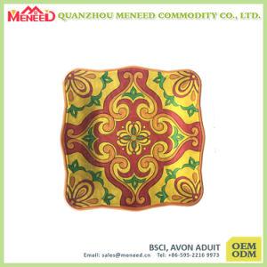 Wholesale Cheap Full Color Printed Elegant Plastic Plates pictures & photos
