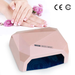 Factory Supply 36W UV LED Diamond Nail Dryer Lamp pictures & photos