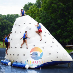 2017 Hot Water Mountain Iceberg for Water Sports Climbing (CY-1423) pictures & photos