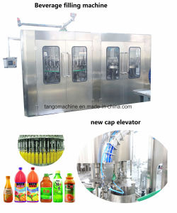 Turnkey Project Complete Fruit Juice Drink Beverage Bottling Filling Equipment Line pictures & photos