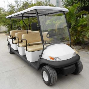 Cheap 11 Seater Electric Sightseeing Car pictures & photos