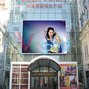 Outdoor Advertising P6 Full Color LED Display Cabinet for LED pictures & photos
