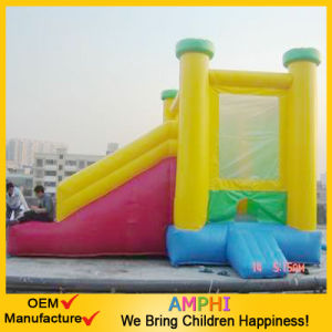 Power Lion Inflatable Slide Animal Slide for Party Use pictures & photos
