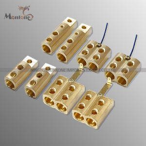 Brass Terminal & Terminal Block Connector & Terminal & Kwh Meter & Brass Connector pictures & photos