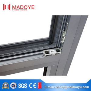 Various Specifications Aluminium Frame Flat Open Window pictures & photos