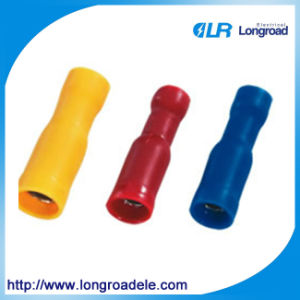 Bullet Shaped Male and Female Full-Insulating Joint (nylon) pictures & photos