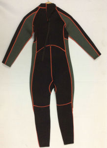Men′s 2/3mm Neoprene Long Sleeve Wetsuit (HX-L0026) pictures & photos