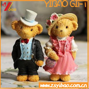Colorful Couple Bear 3D PVC Fridge Magnet Customed Logo (YB-HR-8) pictures & photos