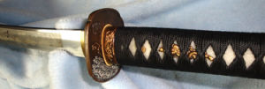 Handmade Kairyu Katana/Japanese Samurai Sword for Real Use pictures & photos