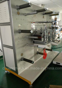 Color Touching Interface, Converter, Magnetic Powder Clutch, Kiss Cutting, Rotary Die Cutting Machine pictures & photos