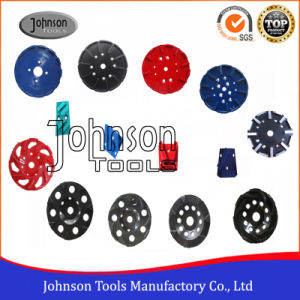 Diamond Grinding Wheels for Stone and Concrete pictures & photos