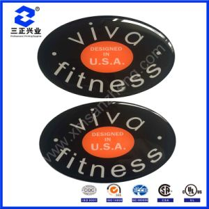 Epoxy Resin Dome Adhesive Label Sticker (SZXY300) pictures & photos