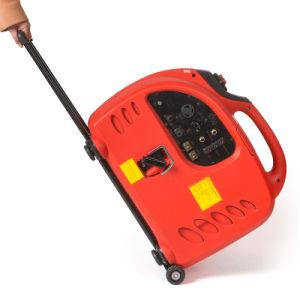 2kw 2000W Small Portable Gasoline Digital Inverter Generator (XG-SF2000) Home Use