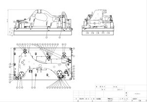 Lh Bracket 4-Axis Hydraulic Fixture pictures & photos