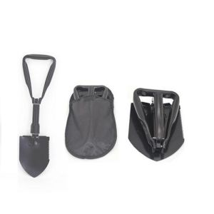 Multifunctional Outdoor Folding Shovel with Pouch pictures & photos