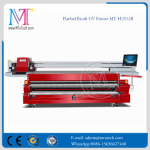 High Quality Large Format Inkjet Flatbed UV Printer pictures & photos