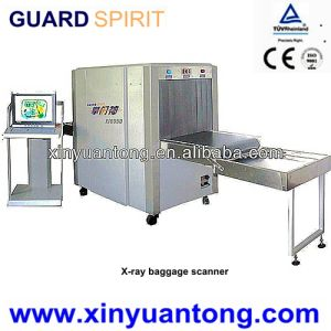 Subway Security Middle Tunnel X-ray Baggage Scanner pictures & photos