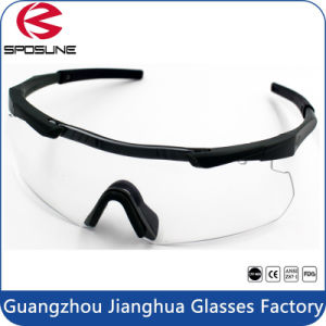 Prescription Military Tactical Goggles and Sunglasses, Chemical Resistant Safety Glasses pictures & photos