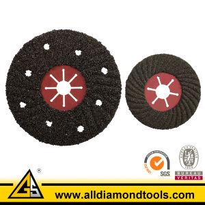 Angle Grinder Abrasive Semi-Flex Fibre Disc pictures & photos