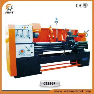 C6236F Manual precision gap lathe machinery with ISO9001 pictures & photos