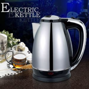 Low Price 1.8L Stainless Steel Electric Kettle 180GE pictures & photos