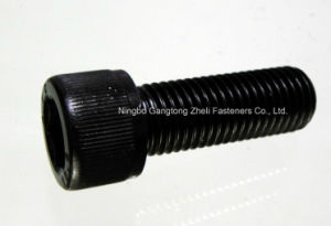 DIN912 Hexagon Socket Cap Screws pictures & photos