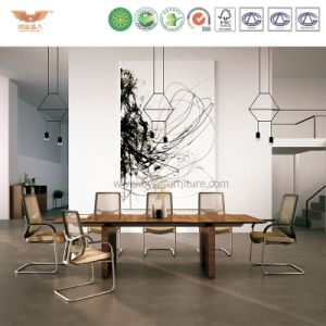 Modern Office Furniture Meeting Room Woodern Conference Table (NATTY-MT28) pictures & photos