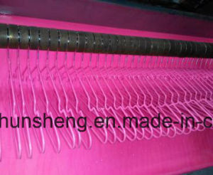 (Anti-skiding grips) Exquisite Plastic Coated Wire Hanger pictures & photos