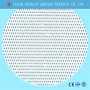 Sanitary Napkin Raw Material Perforated PE Film pictures & photos