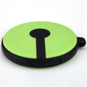 CD Shape Portable Power Bank Phone Battery Charger 6000mAh pictures & photos